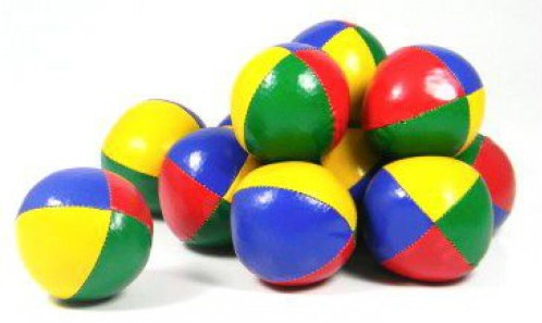 Multi-tasking is like juggling: which ball is going to fall first?